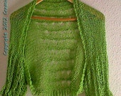 free shipping, pistachio shrug, summer shrug, bolero verde pistacho, green versatil scarf