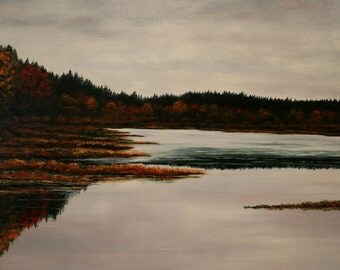 Canadian Landscape Prince Edward Island - Limited Edition Giclee, 20x30""