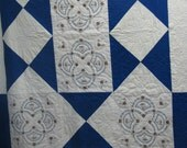 Sale Queen Quilt- Handmade