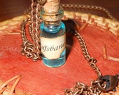 Wolfsbane Vial- Harry Potter Necklace