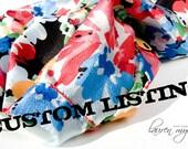 Custom Listing for Ashlie F.