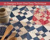 Bk Strip-Smart Quilts 16 Designs from One Easy Technique