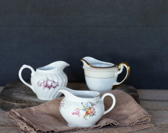 Not Your Grandma's Vintage China Creamer