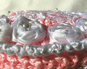 Elizabeth - Elegant Handmade Evening/Wedding/Bridal/Party/Gift Handbag