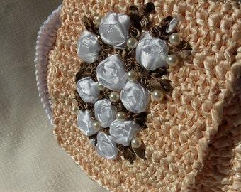 Jessica - Elegant Handmade Evening/Wedding/Bridal/Party/Gift Handbag
