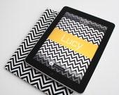 Chevron Digital Wallpaper for the iPad