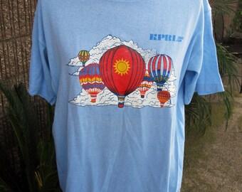 Vintage 1980's California Balloon Fest T-shirt