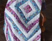 JANUARY CLEARANCE - Custom Handmade Baby Girl Quilt