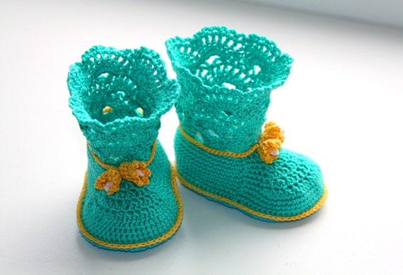 Crochet PDF Pattern. Crochet ugg boot pattern. This by ...