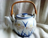 Asian Ceramic Teapot