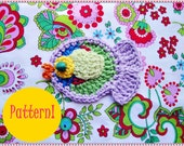 Pierre Fish Crochet Pattern