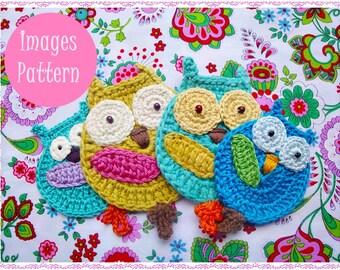 Las Evas Owl Crochet Pattern