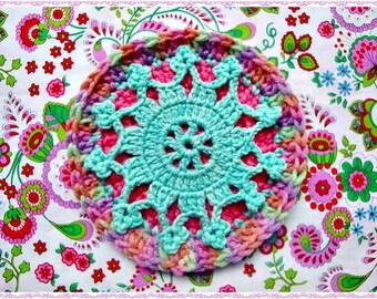 Infinite Uses Crochet Circle Pattern (Easy)