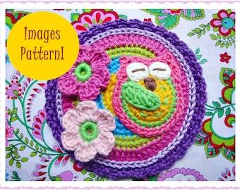 Charlotte  Crochet Circle Pattern