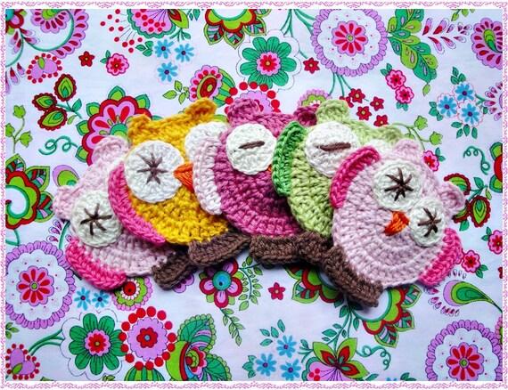 Mimi Owls Crochet Pattern