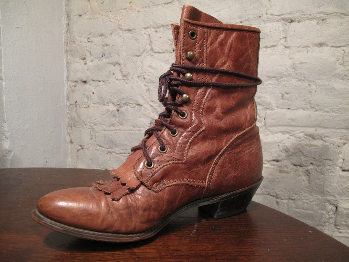 Awesome Women39s Shoes Steve Madden Troopa Leather Lace Up Combat Boots Brown