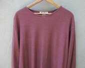 Vintage 1990's Over-sized Mulberry Tunic S-L