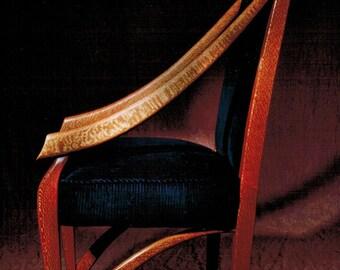 Chair: Austrailian Lacewood