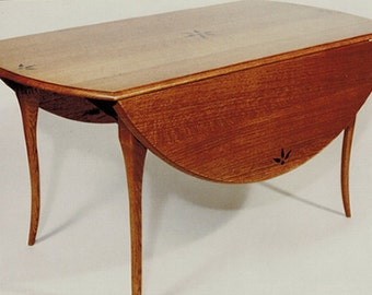 Dining Table: Drop Leaf