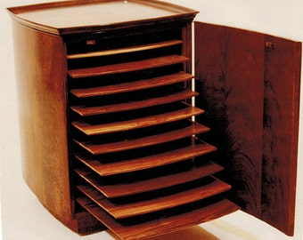 Cabinet: Sheet Music Storage