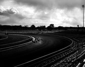 THIS...is Louisville Signed 5x7 Print of Churchill Downs by Aaron Borton