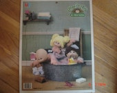 Cabbage Patch Kids Puzzel, 1984 , perfect condition by Milton Bradley, 25 pieces. FREE Shipping
