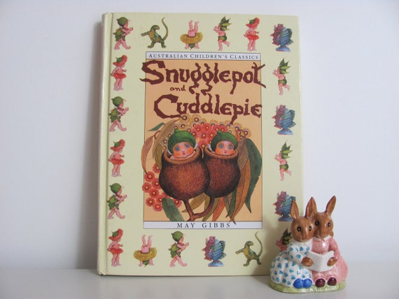 Australian Hard Back Edition Of Snugglepot And Cuddlepie