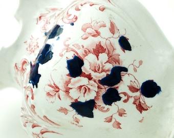 Shabby Chic Vintage Vase, French style