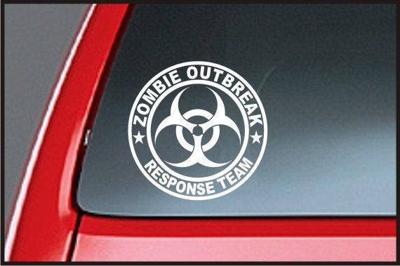 Zombie Outbreak Response Team Vinyl