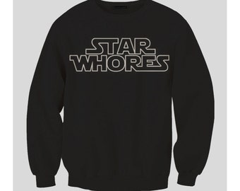 Star Whores Sweatshirt