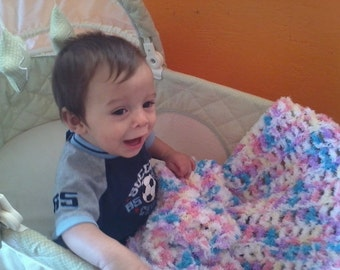 So Soft Baby Blanket  SALE PRICE
