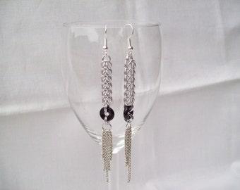 Persian Chain Earrings