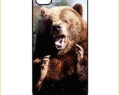 Grizzly Bear - iPhone / Android Phone Case / Cover - iPhone 4 / 4s, 5 / 5s, 6 / 6 Plus, Samsung Galaxy s4, s5