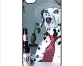 iPhone Case/Cover 4 or 4s - Drinking Dalmation