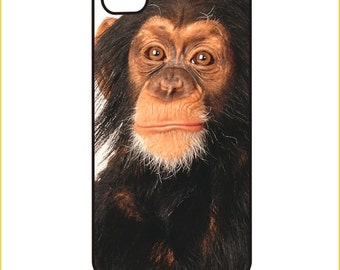 Chimpanzee - iPhone / Android Case / Cover - iPhone 4 / 4s, 5 / 5s, 6 / 6 Plus, Samsung Galaxy s4, s5
