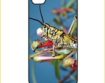 Grasshopper - iPhone / Android Phone Case / couvrir 4 / 4 s ou 5 - iPhone 4 / 4 s, 5 / 5 s, 6 / 6 Plus, Samsung Galaxy s4, s5