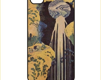 Hokusai - The Waterfall - iPhone / Android Phone Case / Cover  - iPhone 4 / 4s, 5 / 5s, 6 / 6 Plus, Samsung Galaxy s4, s5