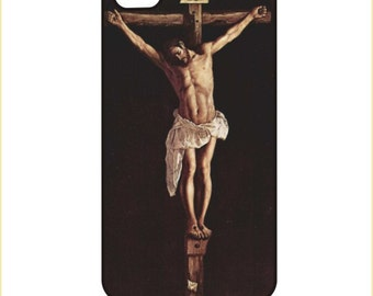 Christ on Cross - iPhone / Android Case / Cover iPhone 4/4s, 5/5s, 6/ 6 Plus, Samsung Galaxy s4, s5