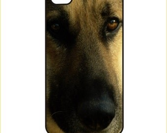 German Shepherd iPhone / Android Phone Case / Cover - iPhone 4 / 4s, 5 / 5s, 6 / 6 Plus, Samsung Galaxy s4, s5