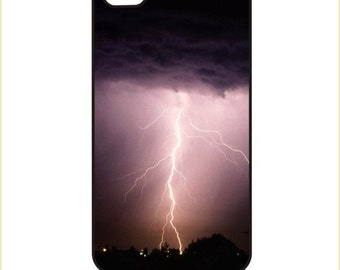 Lightning - iPhone / Android Phone Case / Cover - iPhone 4 / 4s, 5 / 5s, 6 / 6 Plus, Samsung Galaxy s4, s5