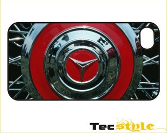 Mercedes Wheel Cover - iPhone / Android Phone Case / Cover - iPhone 4 / 4s, 5 / 5s, 6 / 6 Plus, Samsung Galaxy s4, s5, s6