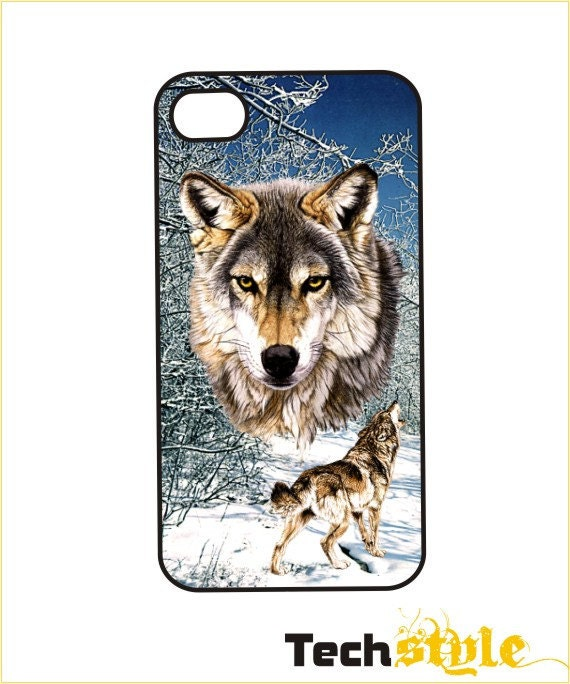 Wolves - iPhone / Android Phone Case / Cover - iPhone 4 / 4s, 5 / 5s, 6 / 6 Plus, Samsung Galaxy s4, s5