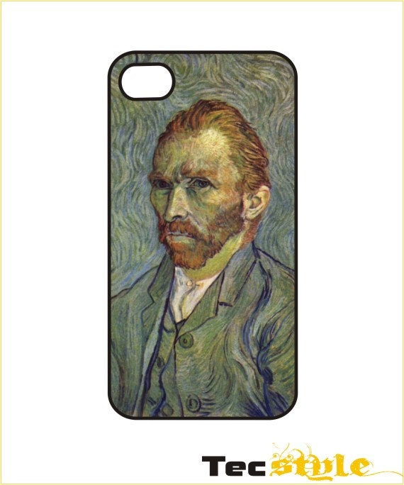 Van Gogh - Self Portrait - iPhone / Android  Case / Cover - iPhone 4 / 4s, 5 / 5s, 6 / 6 Plus, Samsung Galaxy s4, s5