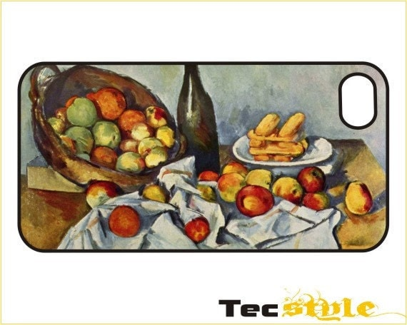 Cezanne - Still Life - iPhone / Android Phone Case / Cover, iPhone 4 / 4s, 5 / 5s, 6 / 6 Plus, Samsung Galaxy s4, s5