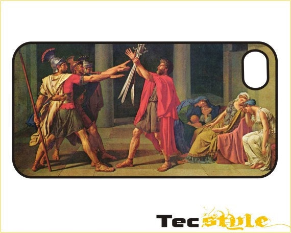 David - Oath of Horatii - iPhone / Android Phone Case / Cover - iPhone 4 / 4s, 5 / 5s, 6 / 6 Plus, Samsung Galaxy s4, s5