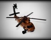 Wooden models: helicopter FREESHIPING