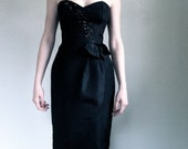 Gunne Sax by Jessica McClintock Strapless Party Dress