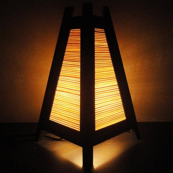 Asian Wood Lighting 30