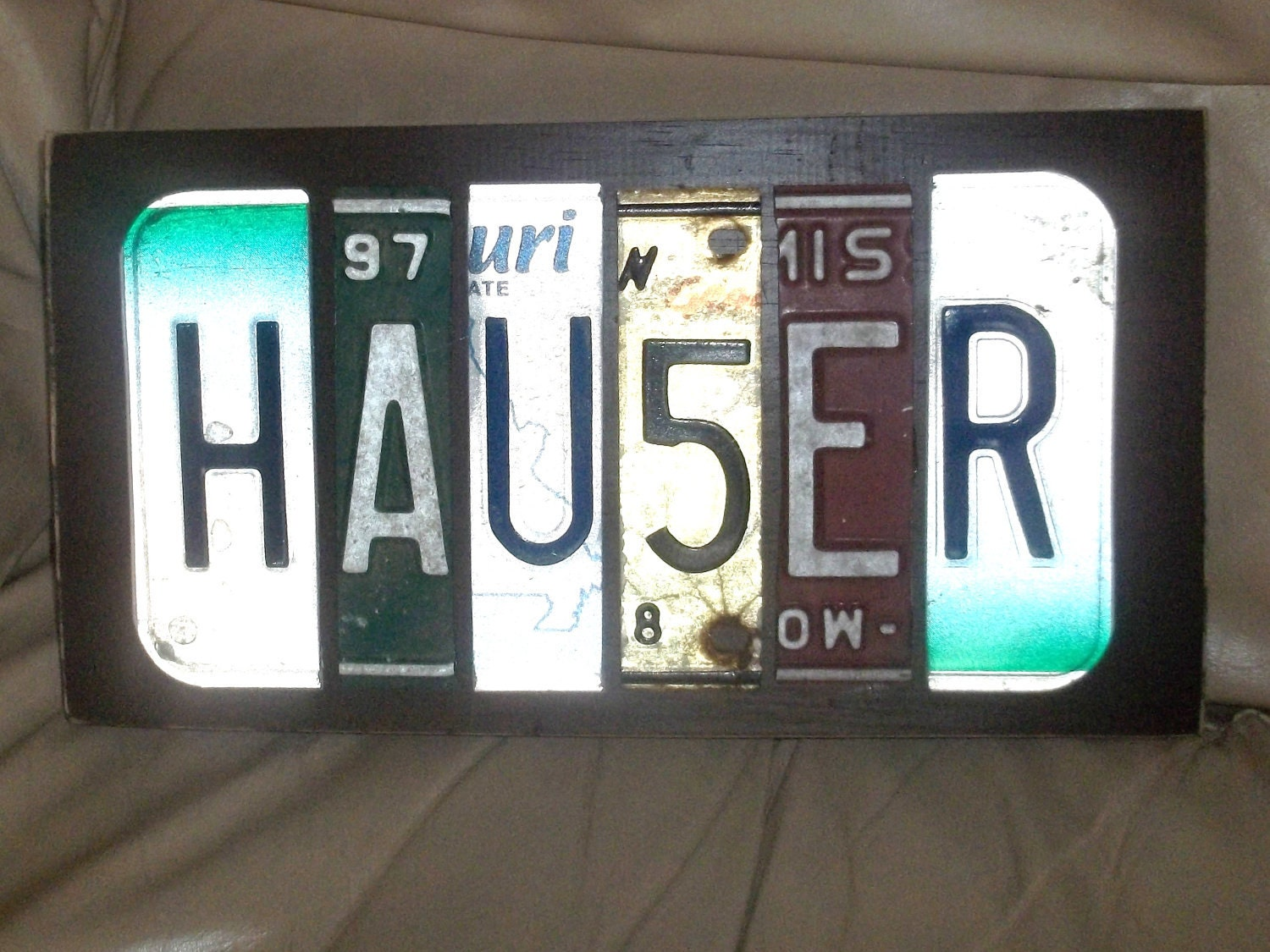 Custom License Plate Names 9 10 Letters By Licenseplatelady