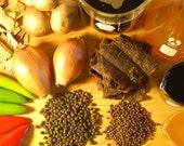 Artisanal Beef Jerky - Brooklyn Flavor - 4 oz.